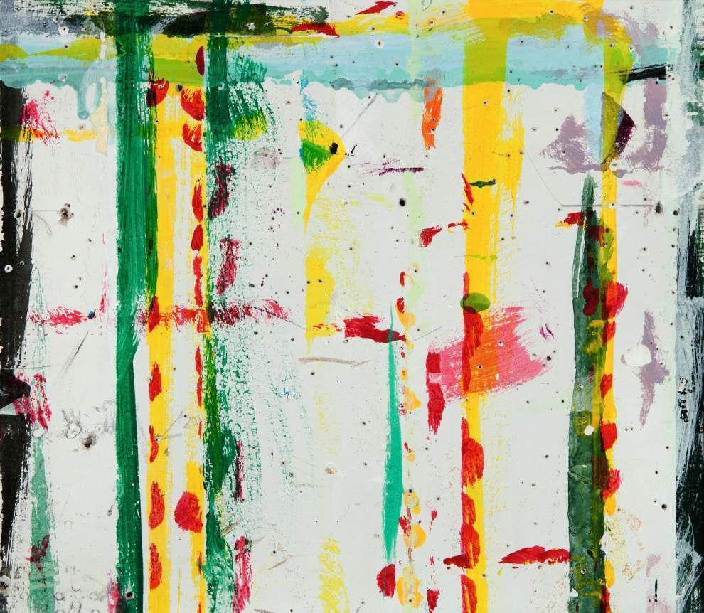 Joy, mourning mingle in Wayne Amedee 's latest work _lowres