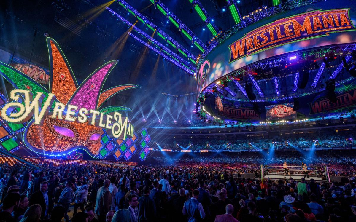 """Detalhes sobre a criação do nome """"WrestleMania"""""""