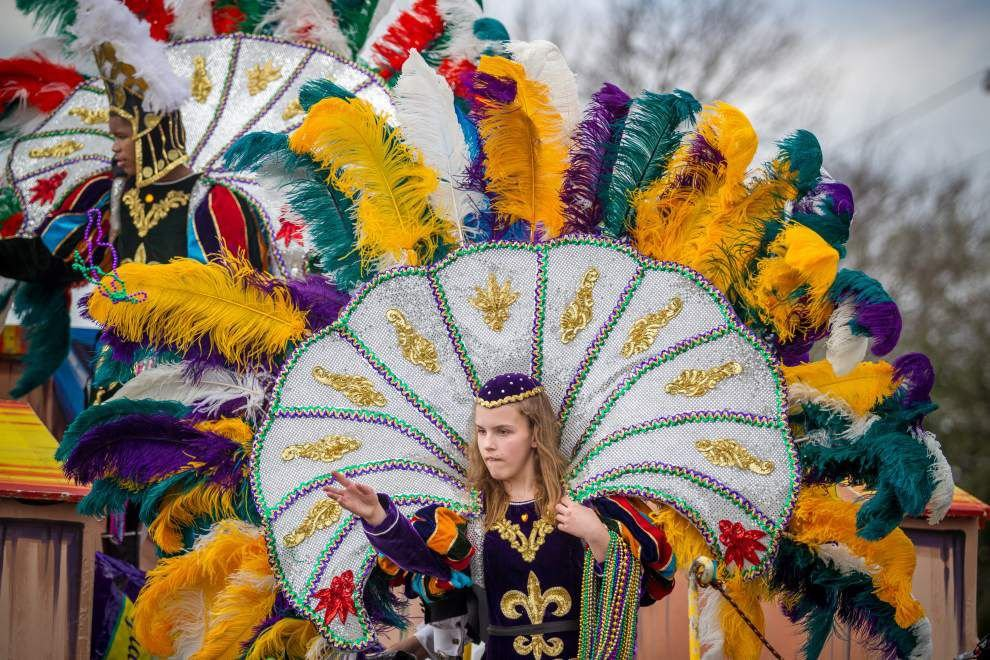 Here are 3 New Orleans parades to get the party started this weekend _lowres