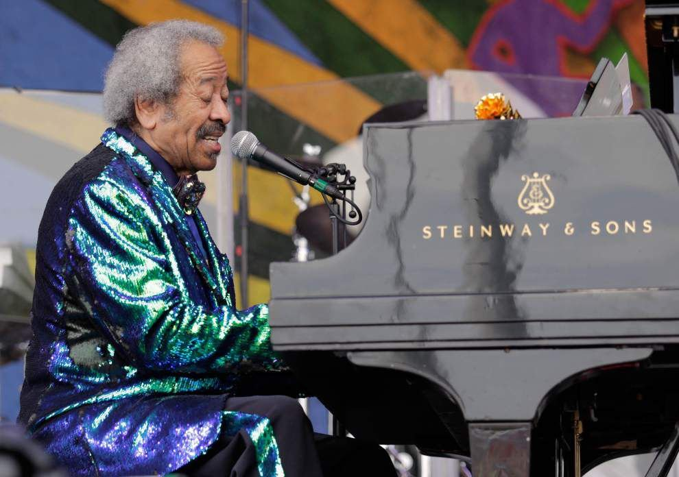 Visitation, tribute for Allen Toussaint will be held Friday at the Orpheum Theater _lowres