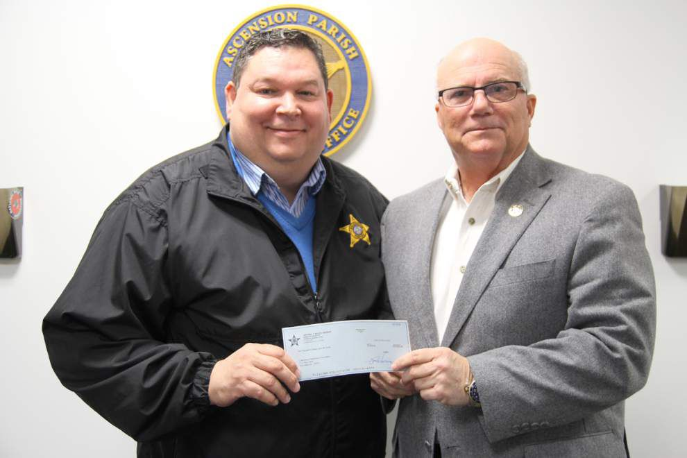 Donaldsonville park project gets $10K donation _lowres