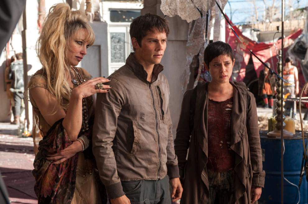 'Maze Runner' sequel out races 'Black Mass' at box office _lowres