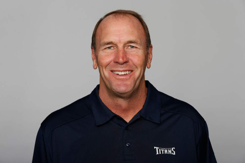 Week of Saints game, Titans fire head coach, name Mike Mularkey interim coach _lowres