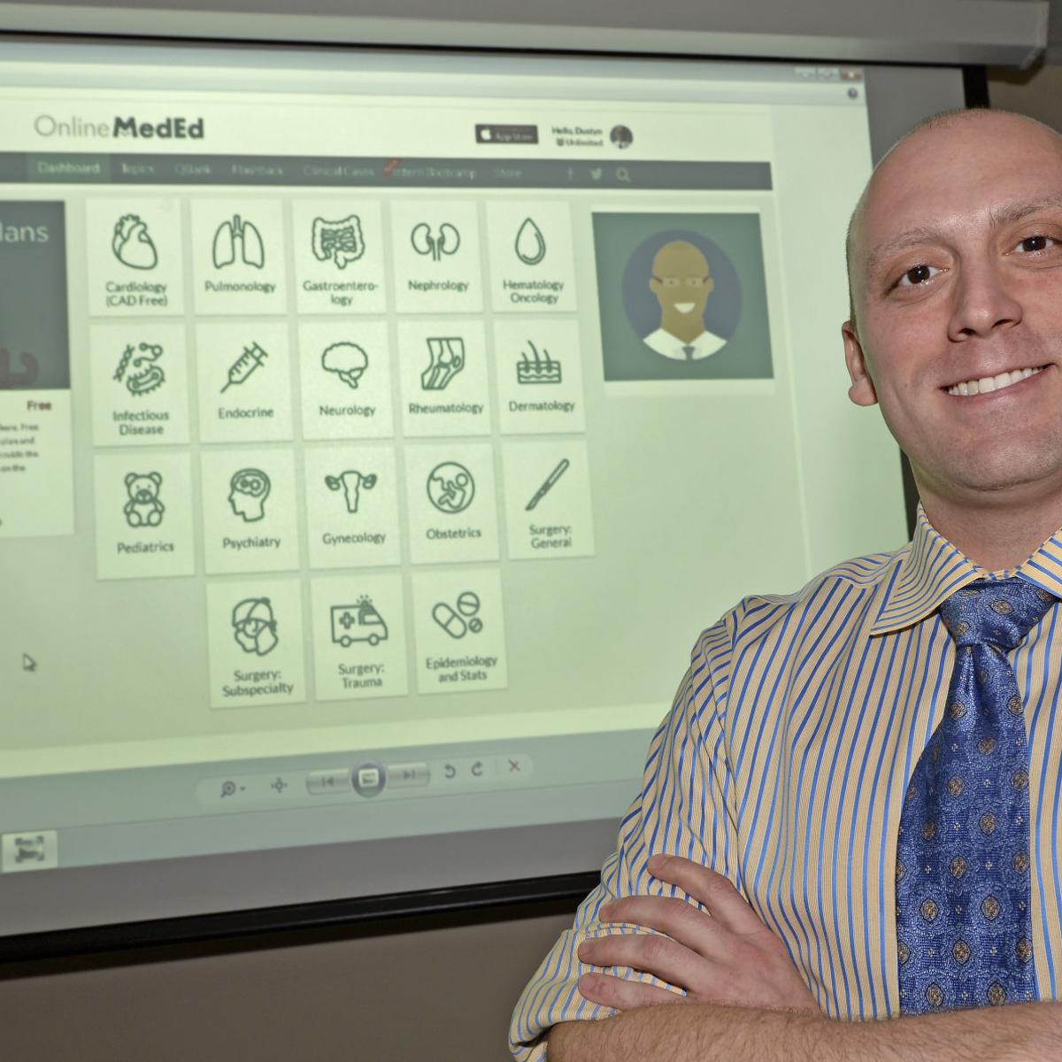OnlineMedEd helping medical students prepare for future