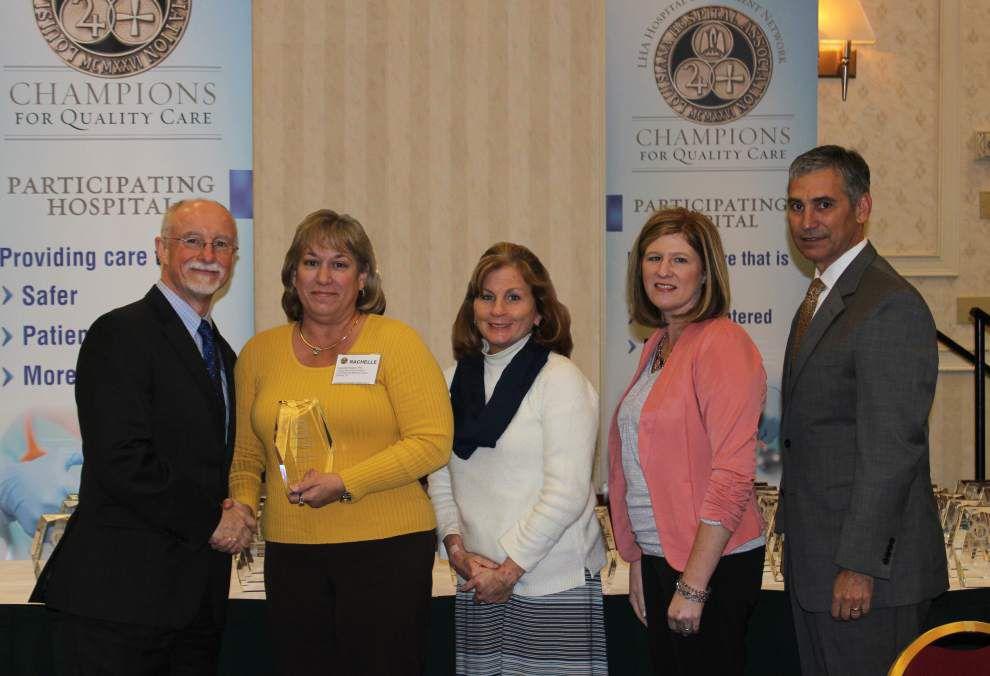 Lane Regional gets quality care award _lowres