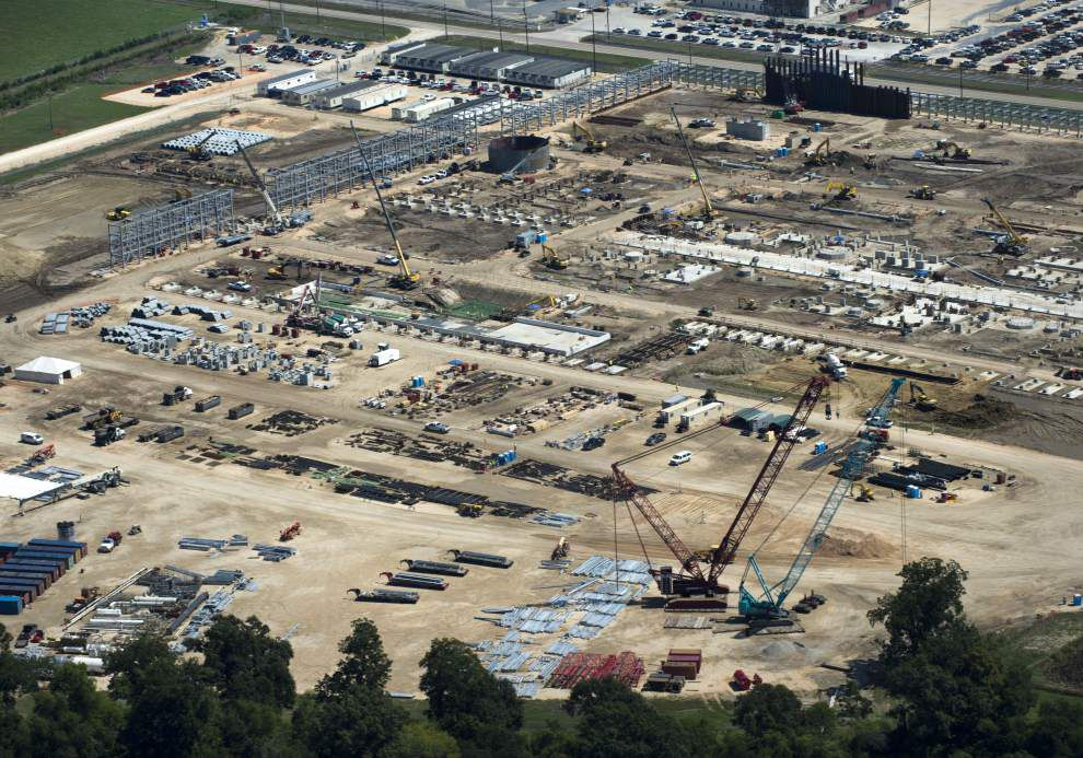 Louisiana's industrial boom faces challenges _lowres