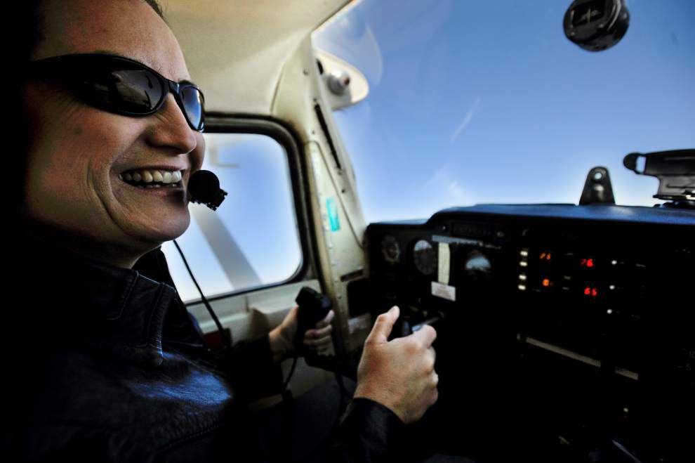 Aviation, aerospace group honors Prairieville pilot _lowres
