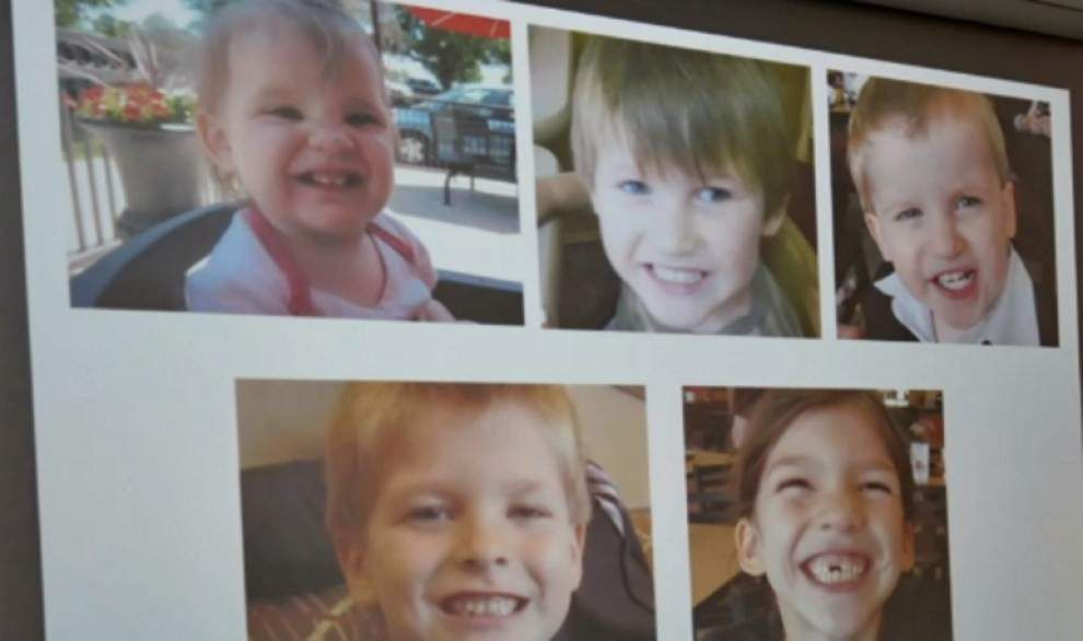 Authorities: Man confessed to killing five children _lowres
