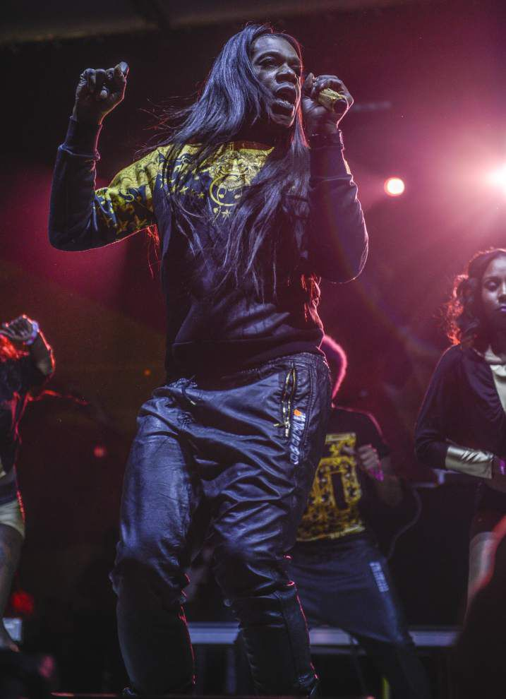 Big Freedia must live in halfway house and be drug-tested, judge rules _lowres