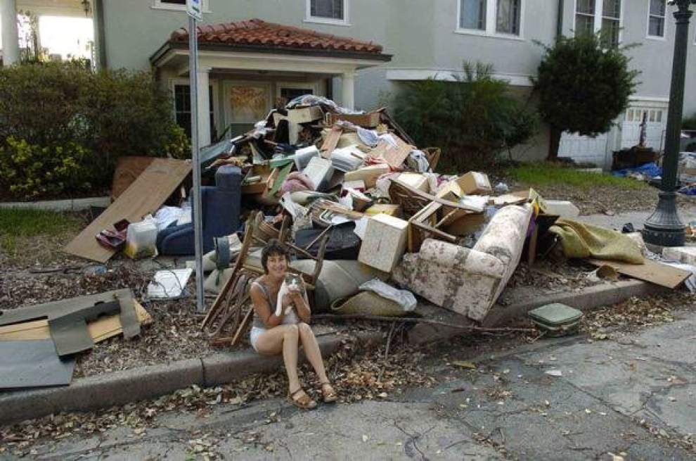 Human Condition: Memories of coming home 10 years after Katrina _lowres