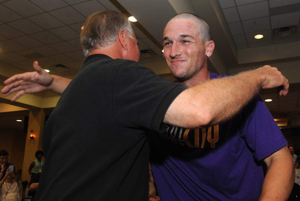 Three years at LSU, shortstop Alex Bregman now in line for millions with Houston Astros, but there's one big goal left _lowres