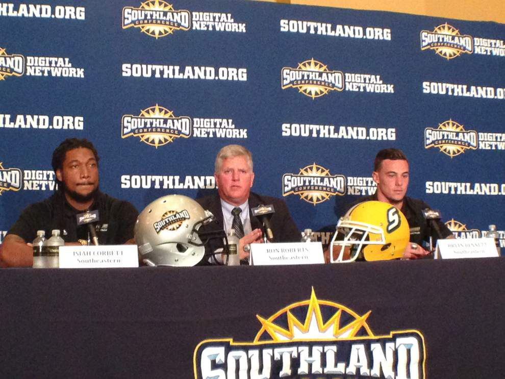 Southeastern Louisiana gets nod in Southland preseason football polls _lowres