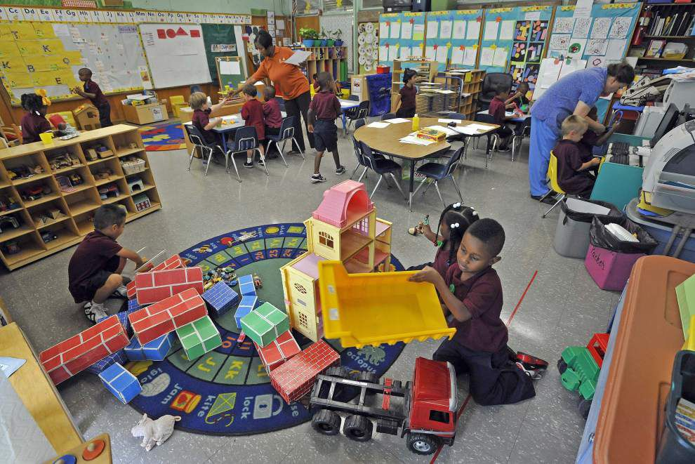 Details of pre-K overhaul in Louisiana unveiled _lowres