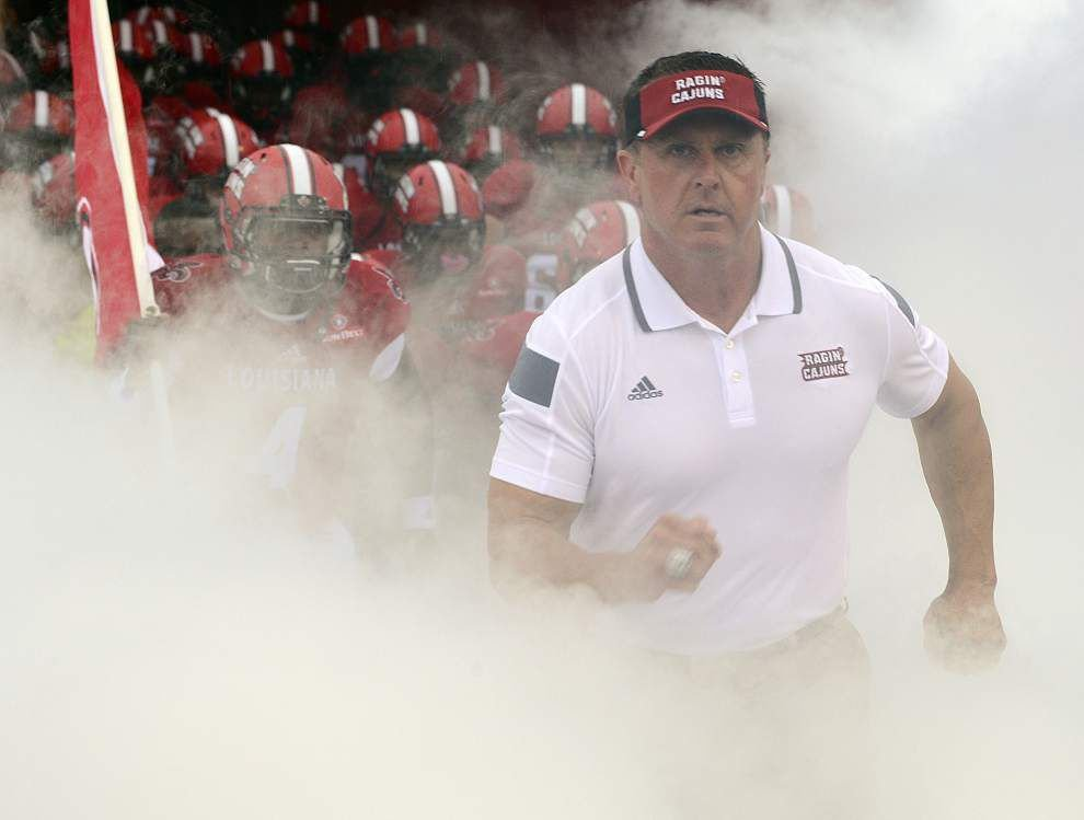 Cajuns draw tough assignment in No. 14 Ole Miss _lowres