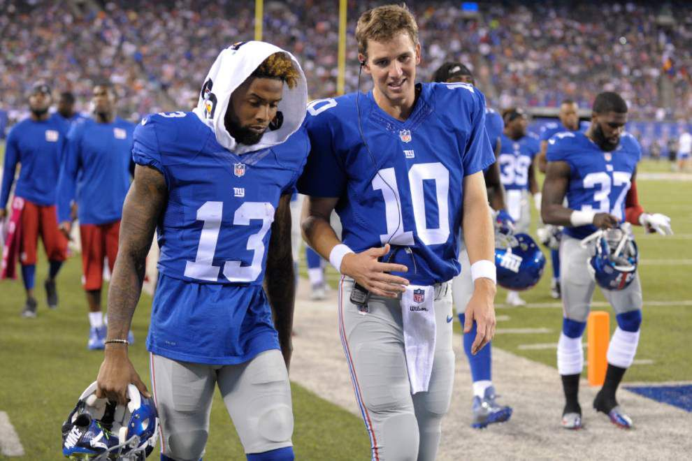 First look: Breaking down the New York Giants _lowres
