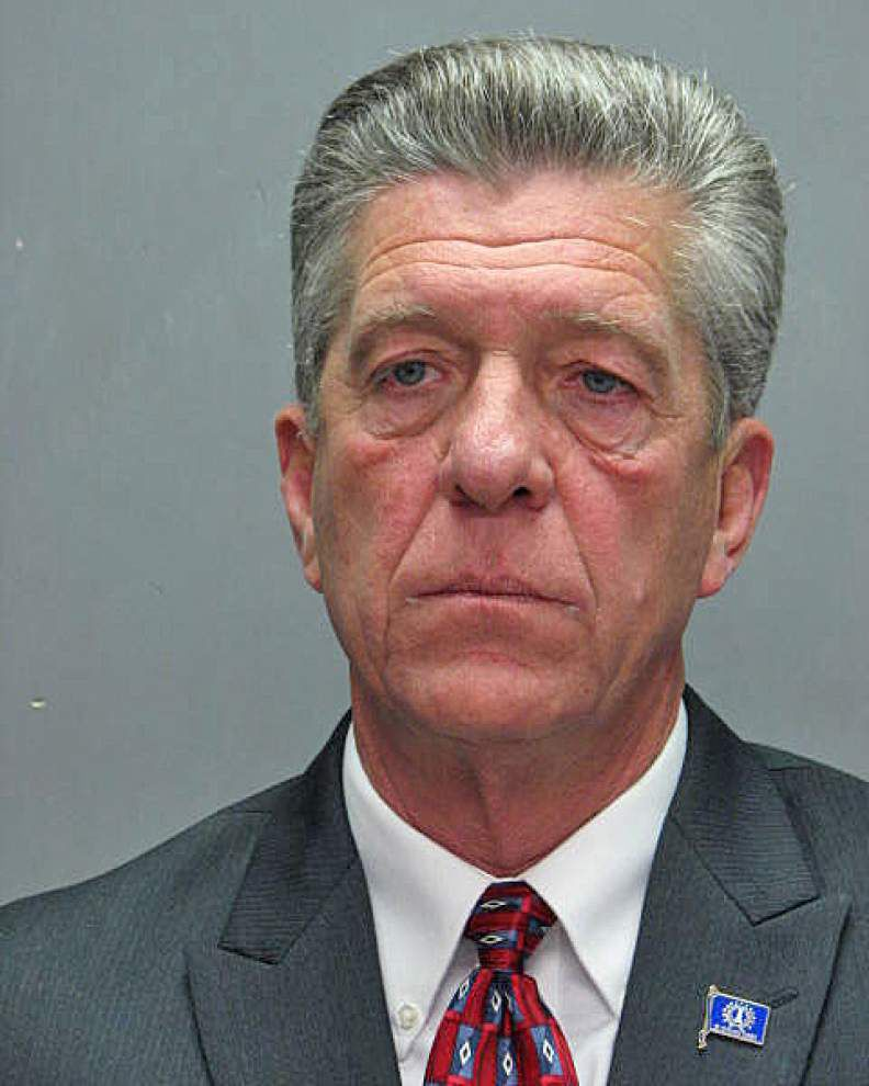 St. Bernard Parish President Peralta indicted on stalking charge _lowres