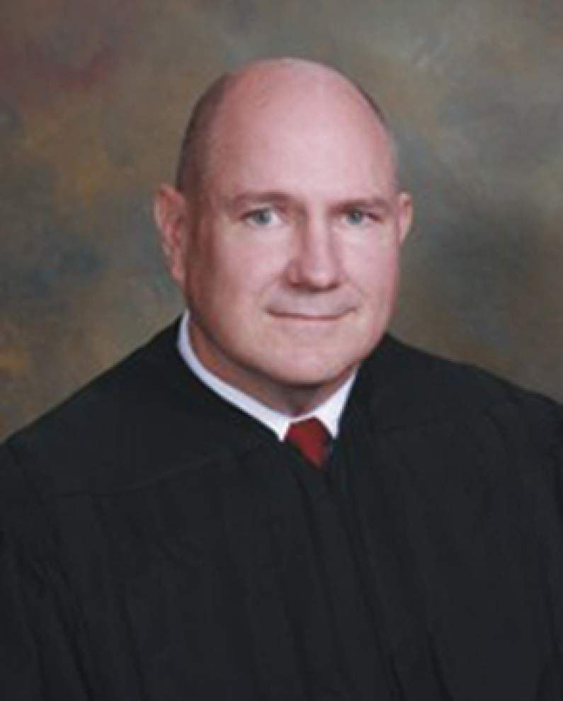 19th Judicial District: Judge faces first challenger in 18 years _lowres