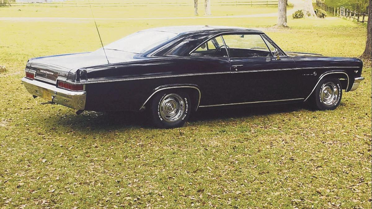 A Family Heirloom 1966 Chevy Impala Sports Coupe Cars Wheels
