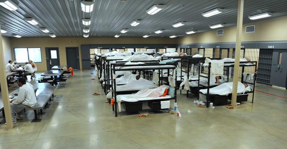 Livingston Parish sheriff worries overcrowding is becoming costly problem at jail _lowres
