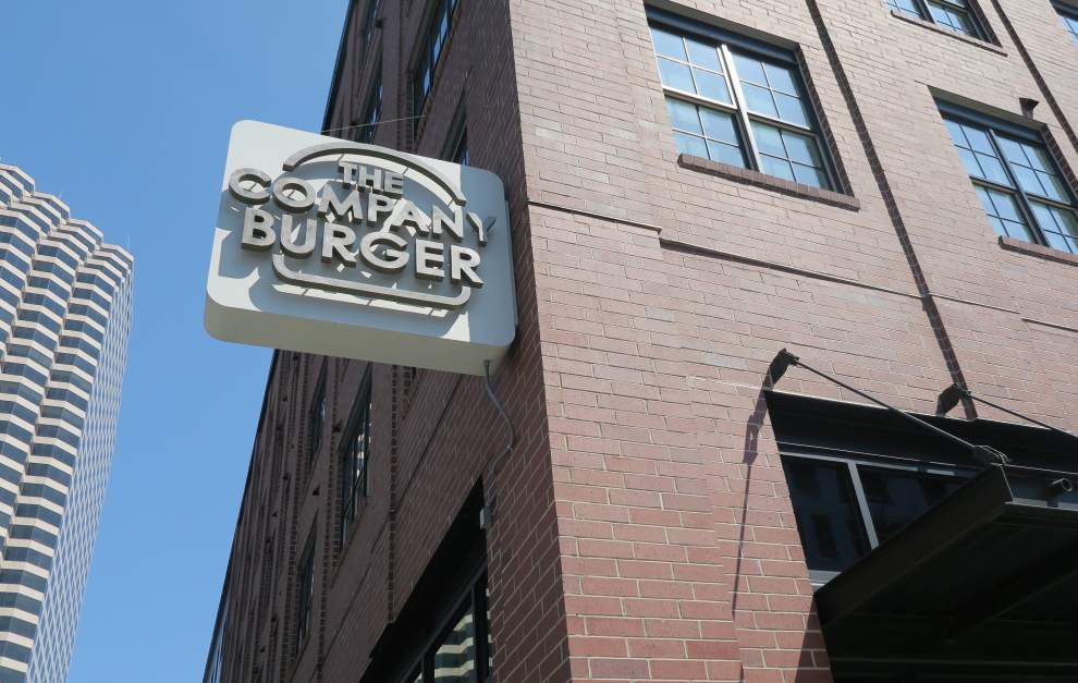The Company Burger expands, with sights set on a changing downtown New Orleans _lowres