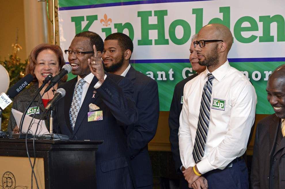 Mayor-President Kip Holden announces run for Louisiana lieutenant governor, touts Baton Rouge turnaround _lowres