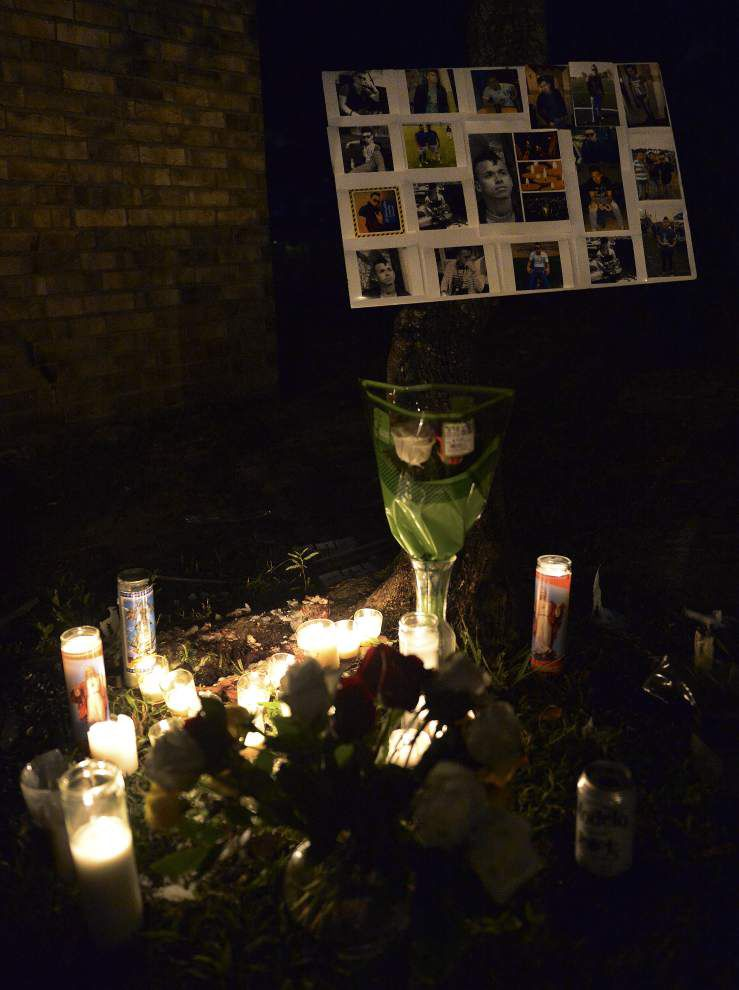 Friends, neighbors remember Honduran man, killed Sunday over phone _lowres