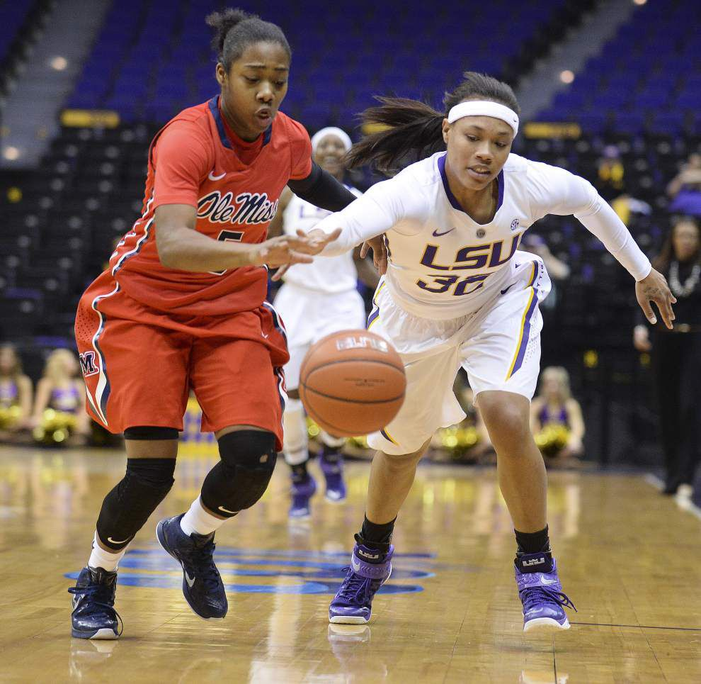 LSU's Danielle Ballard named state's player of the year _lowres