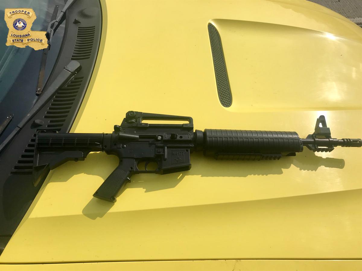 Jason Jarreau pellet rifle