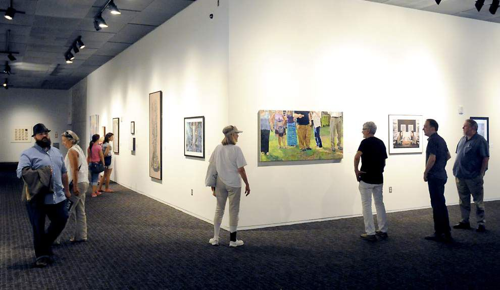 Photos: Art Melt gallery, street festival in downtown Baton Rouge _lowres