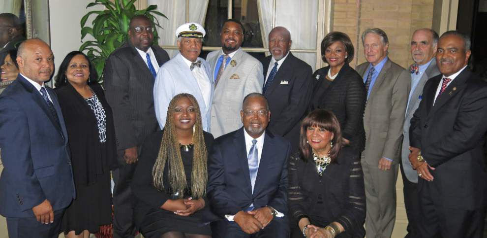 John Pierre selected as new Southern University Law Center chancellor _lowres