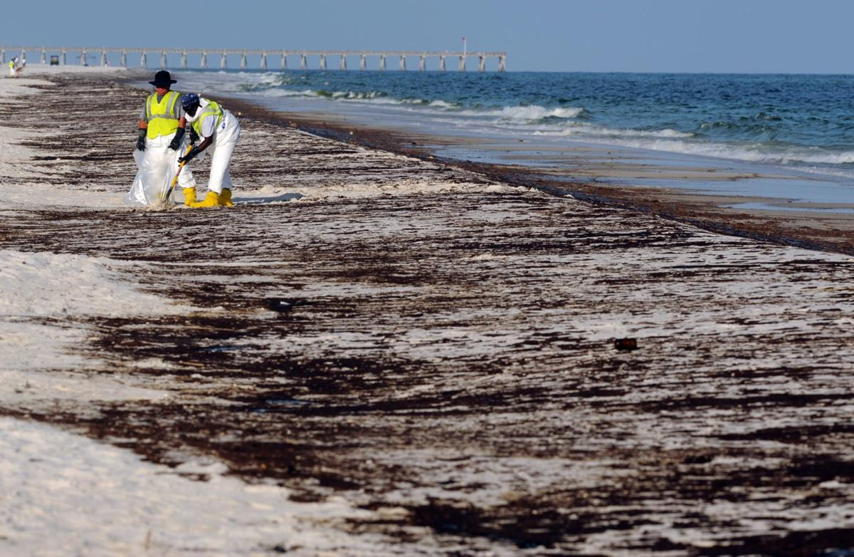 bp oill spill Today marks 7 years since an explosion on the deepwater horizon oil rig killed  11  researchers release study on effect of bp oil spill on coastal marshes.