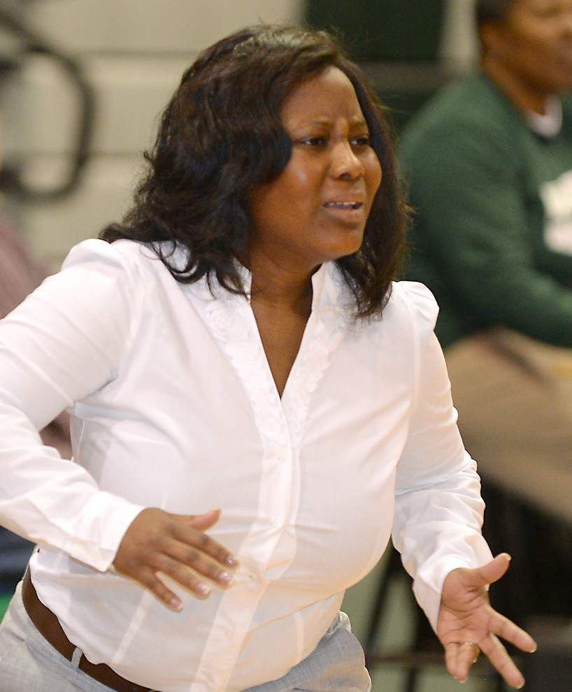 Fambrough: Former Redemptorist coach Valencia Wilson, players move on _lowres