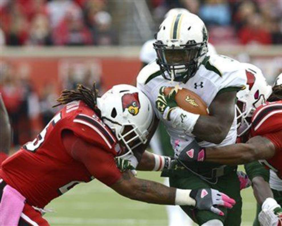 Louisville safety Calvin Pryor to visit Saints on Monday _lowres