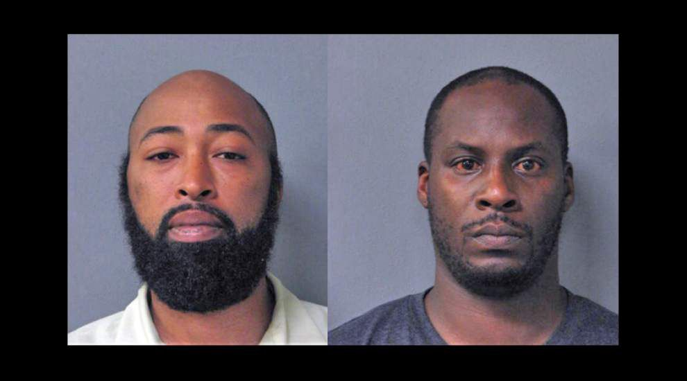 Two Lafayette government employees accused in thefts from parking meters _lowres
