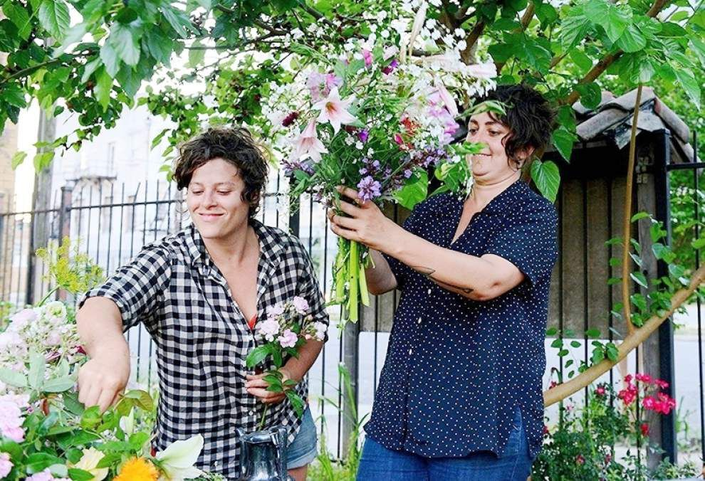 Along with the music, dig the gardens at Central City fest _lowres