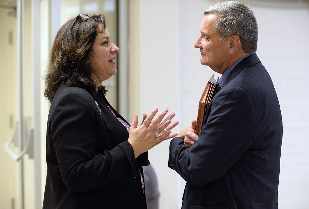 Lafayette board eyes mid-May start date for new school superintendent _lowres
