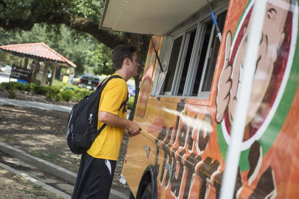 Food Trucks Rolling Onto La Campuses Legislature Theadvocate