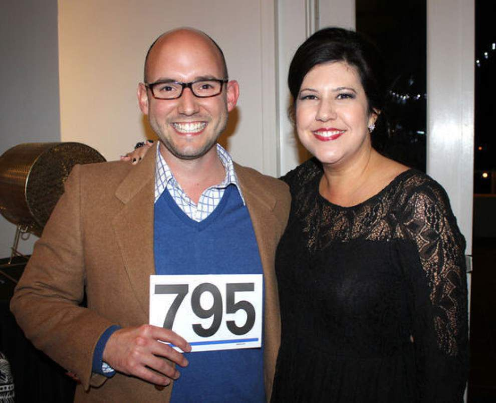 Baton Rouge Gallery hosts annual KINETICS art auction _lowres