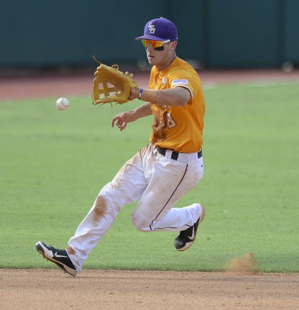 How'd LSU baseball do in 2015? Check out Ross Dellenger's grades _lowres