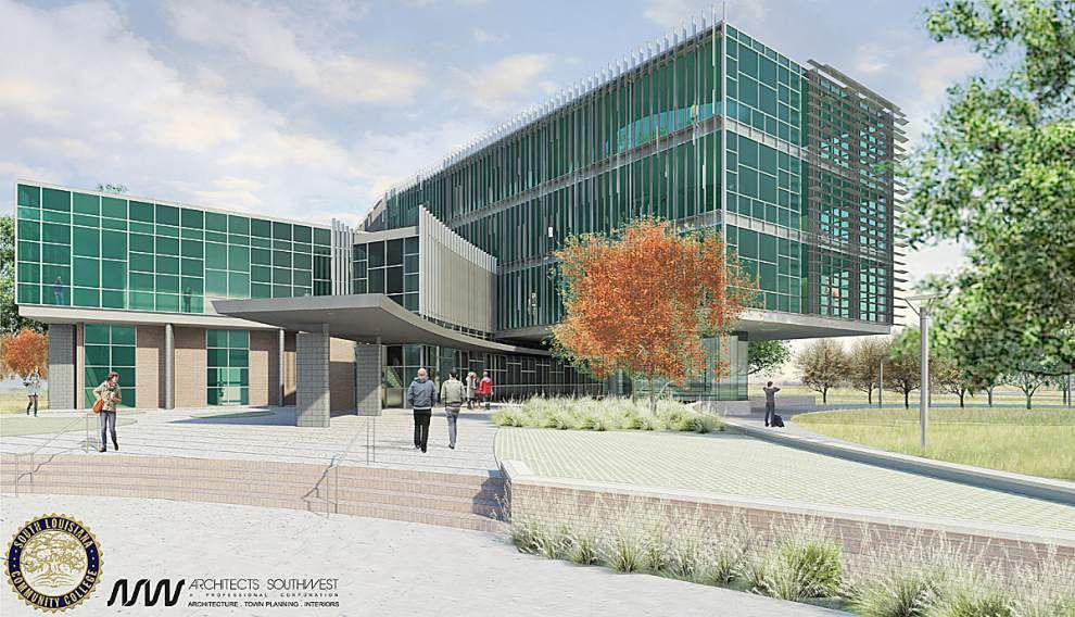 SLCC nears fundraising goal for health sciences building _lowres