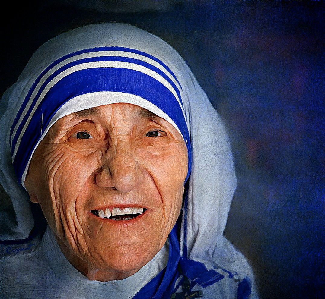 Blakeview: Mother Teresa of Calcutta_lowres