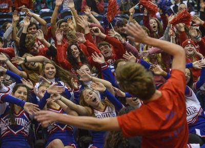 Country Day, Pope John Paul II, Teurlings Catholic, St. Thomas More, Mount Carmel win state volleyball titles _lowres