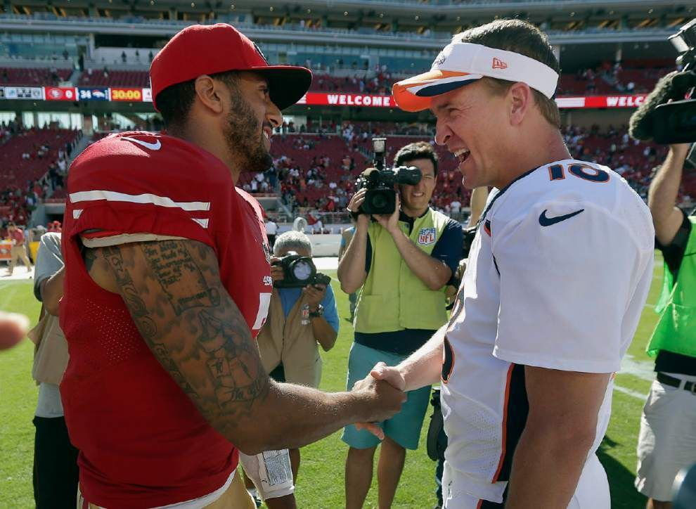 NFL preseason roundup: Peyton Manning and the Broncos win at 49ers' new Levi's Stadium _lowres