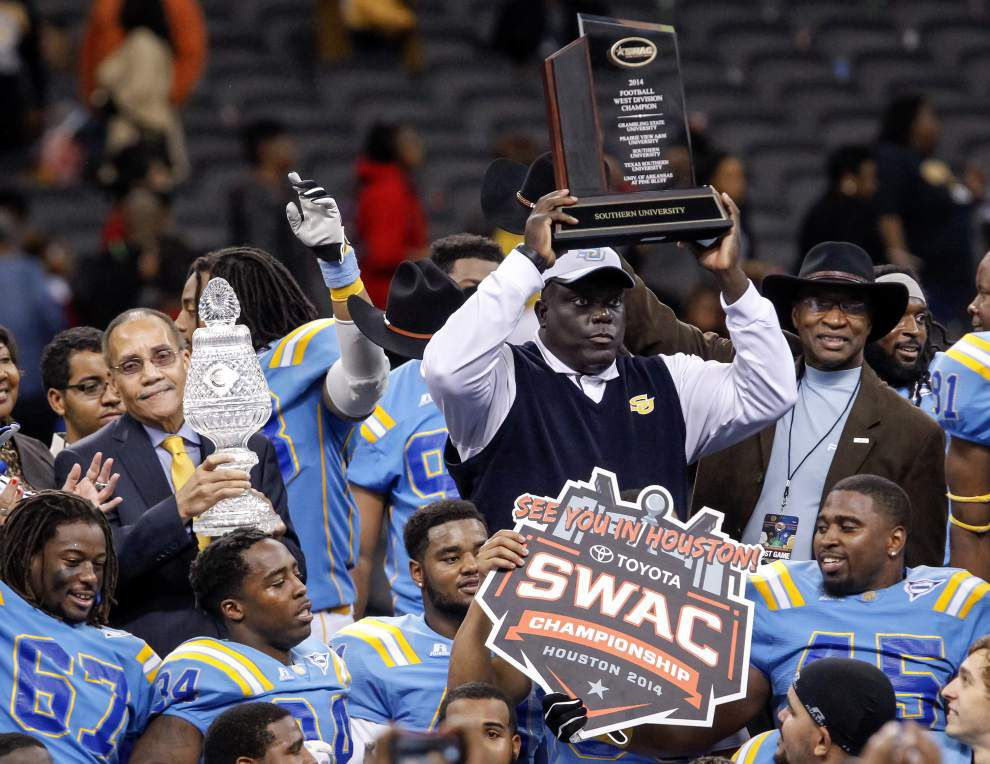 Video: Southern coach Dawson Odums says the Jaguars are excited about one of their largest recruiting classes in recent years _lowres