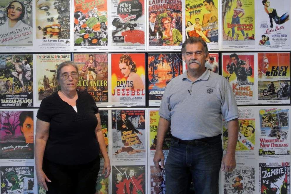 Film historians share Louisiana's history _lowres