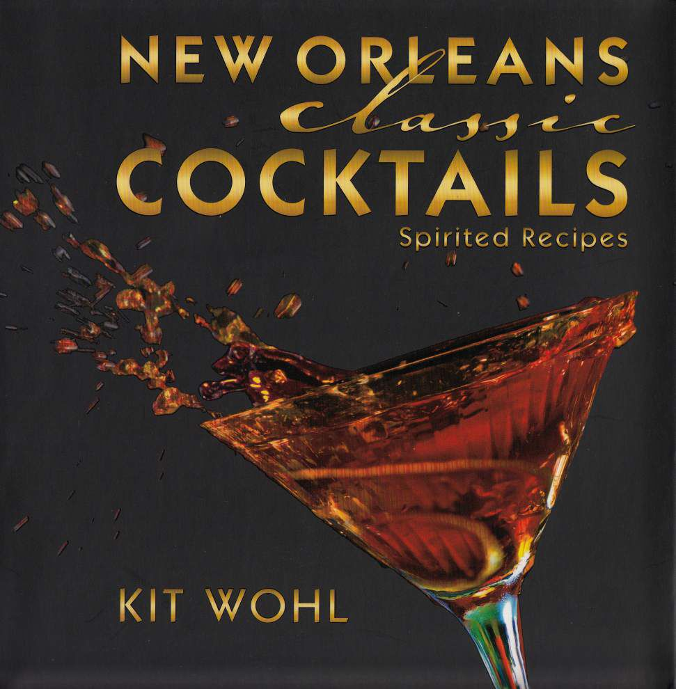 Side Dish: Cocktails book looks at classics _lowres