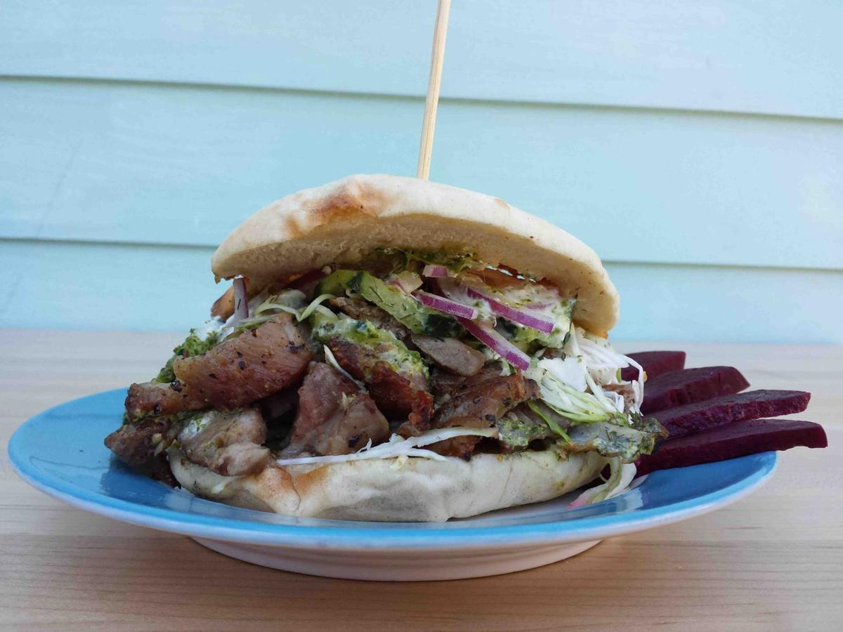 Kebab, a doner kebab sandwich shop, opening on St. Claude Avenue in early March_lowres