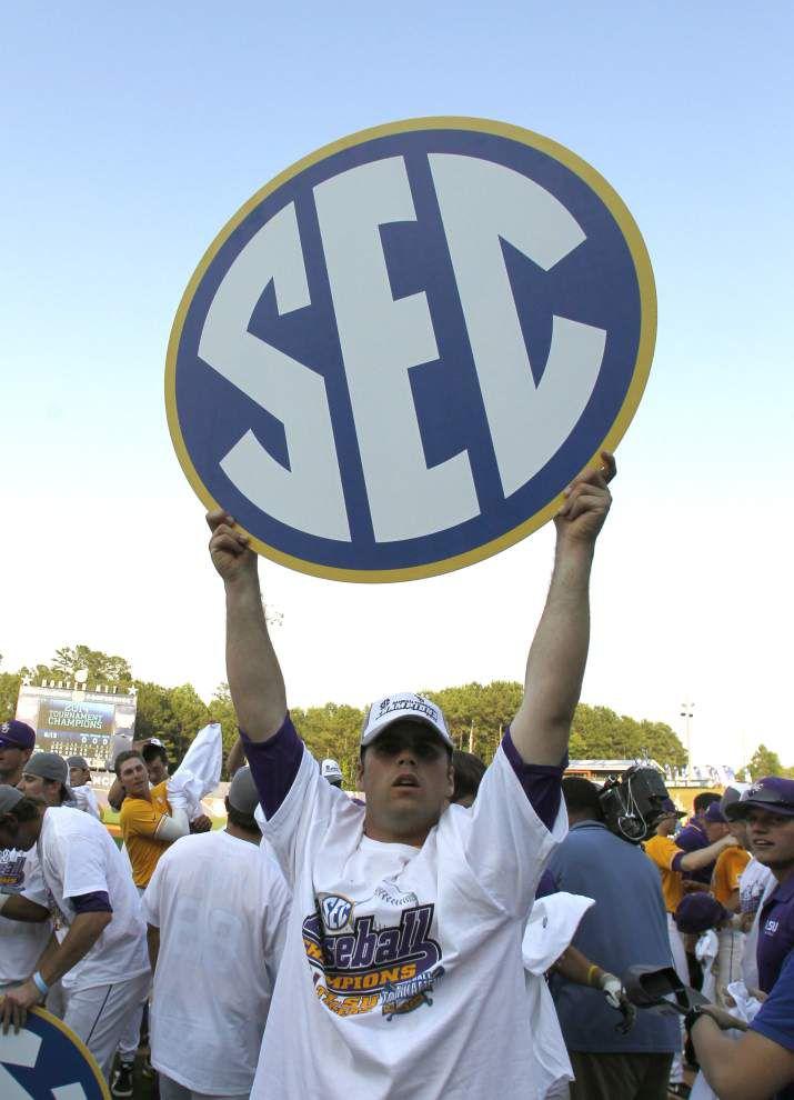 Rabalais: SEC tournament format needs tweaking _lowres
