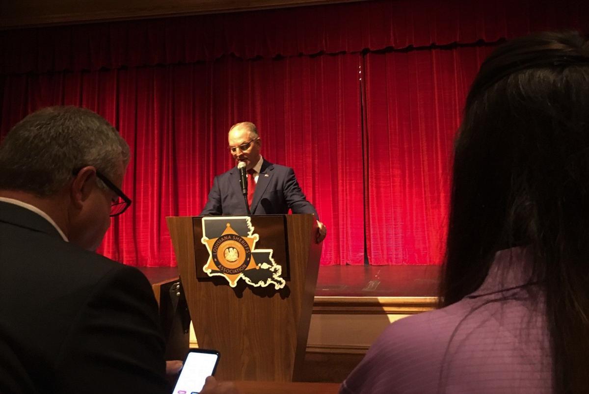 JBE at sheriff debate 073119