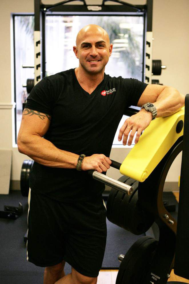 New Orleans' Aaron Williamson transforms into personal trainer for massive movie stars like Zac Efron, Sylvester Stallone, Josh Brolin _lowres